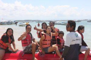 tiket banana boat murah tanjung benoa