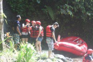 Rafting Telaga Waja Bali - Wisata Bali Rendang Karangasem