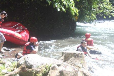 Tour rafting di Bali murah