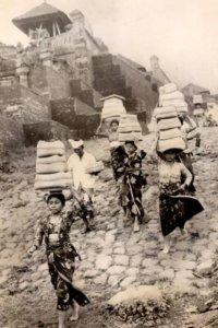 Pura besakih 1966