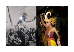 Tari Bali 1930 Vs 1913