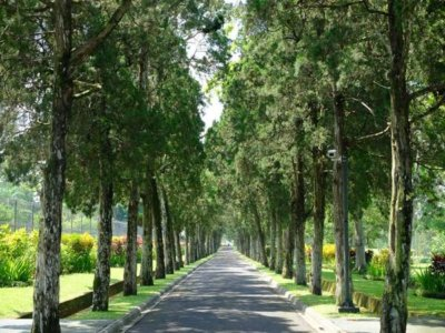 Istana Presiden di Bali Tampak Siring