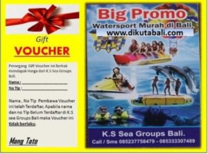 Tiket Murah Voucher watersport