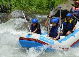 myadventure rafting bali