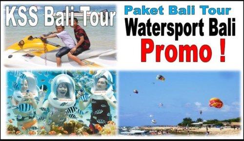 Murah Meriah Pilihan Paket Wisata Watersport Bali Tanjung Benoa Free