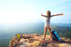Traveling sendiri