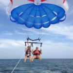 Parasailing Adventure Bali Watersport 1