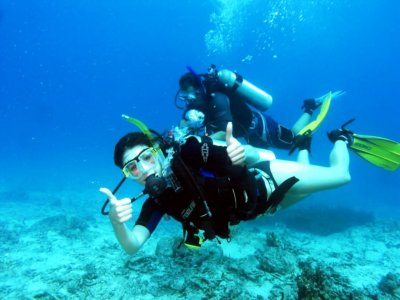 Scuba Diving Bali Watersport