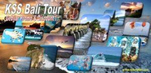Bali voucher promo - KSS Tour Travel Bali murah