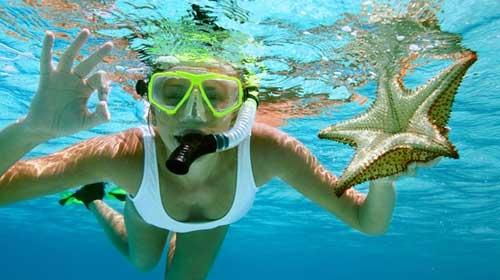 Main Snorkeling Di Bali